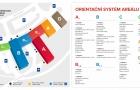 Nový orientační systém areálu nemocnice s poliklinikou