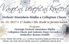 Pozvánka na vánoční benefiční koncert