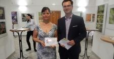Příspěvek ve výši 20.000,- Kč z nadace SYNOT obdržela nemocnice
