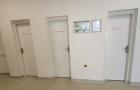Rekonstrukce sociálních zařízení pro personál a úklidových místností pavilonu C
