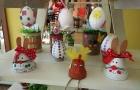 Velikonoční tvoření pacientů