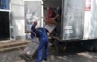 Vyřazené polohovací lůžka putují na Ukrajinu