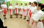 Ženský sbor Čerešňa zapěl pacientům LDN